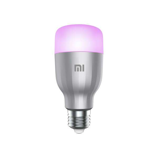 Умная лампочка Xiaomi Mi LED Smart Bulb White and Color