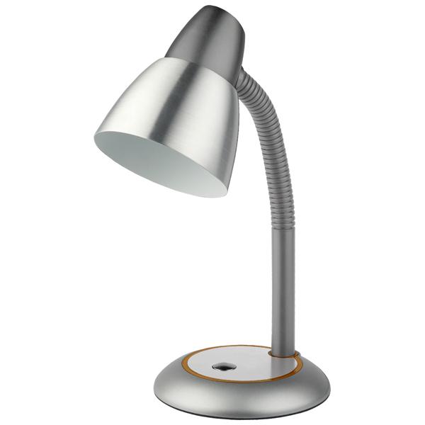 Настольный светильник Эра N-115-E27-40W-GY