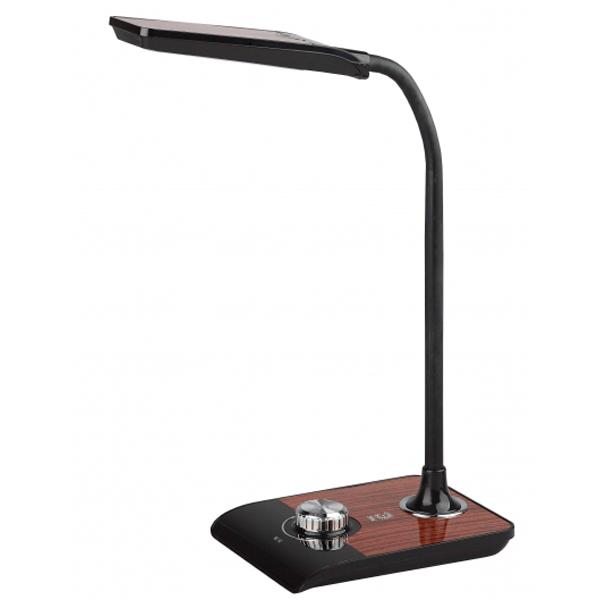 Настольный светильник Эра NLED-473-10W-BK