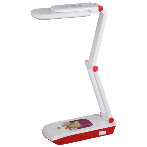 Настольный светильник Эра NLED-423-3W-R