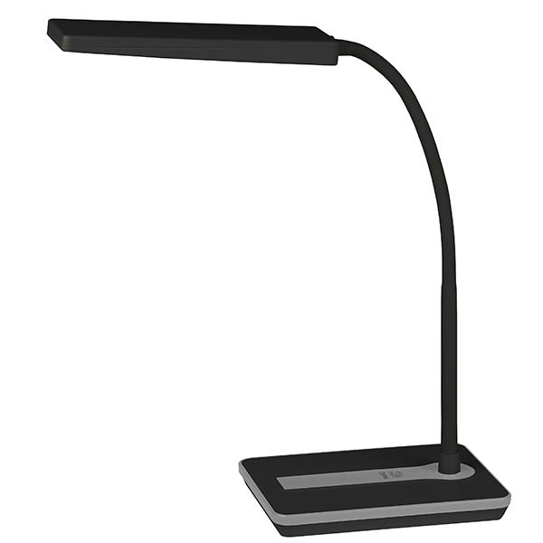 Настольный светильник Эра NLED-446-9W-BK