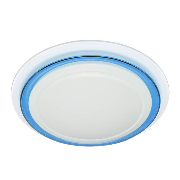 """Настенно-потолочный светильник ЭРА SPB-6-24-3К """"Classic"""" синий кант"""