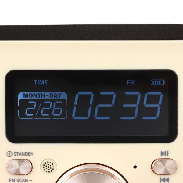 Радиоприемник MAX MR 350 (Gold)