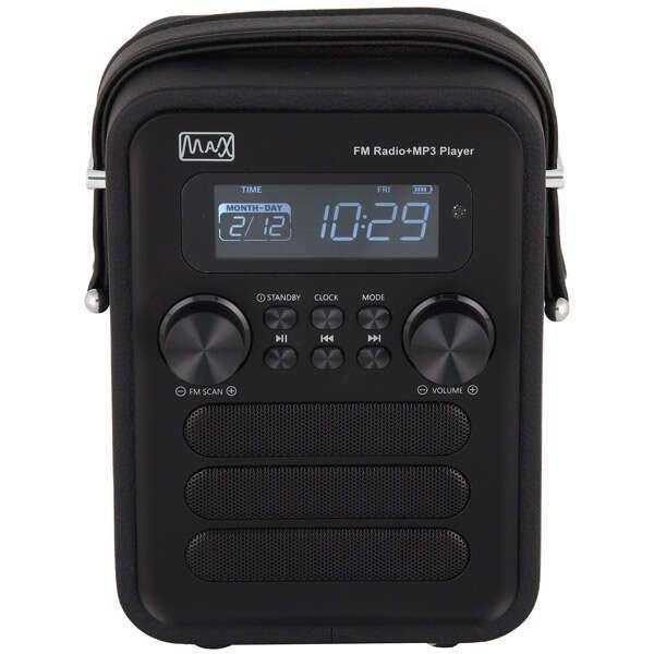 Радиоприемник MAX MR 340