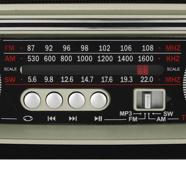 Портативный радиоприемник MAX MR-370