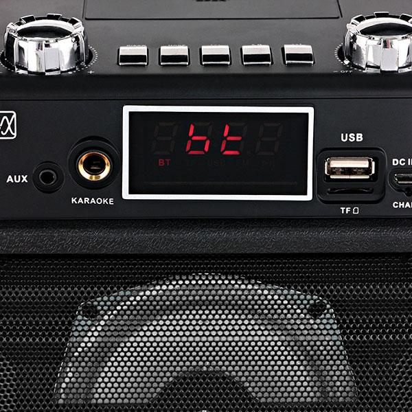Портативная аудио система MAX MR-372