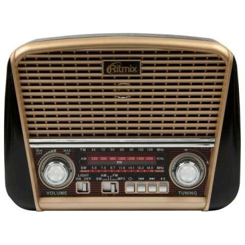 Радиоприемник портативный Ritmix RPR-050