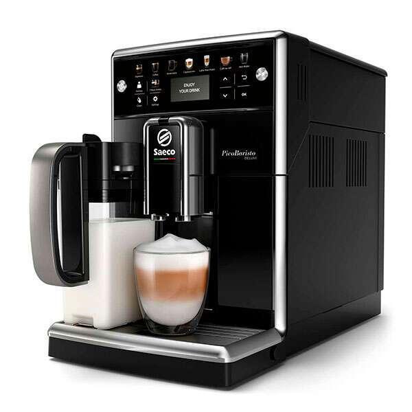 Кофемашина Saeco PicoBaristo Deluxe SM5570/10