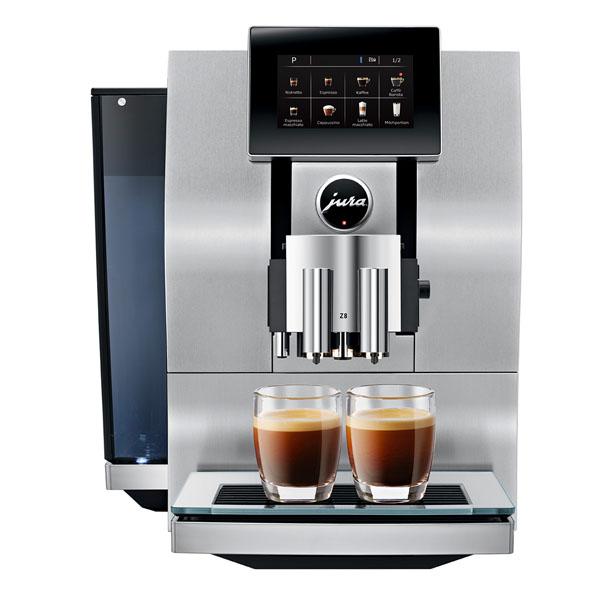 Кофемашина Jura Z8 Alu