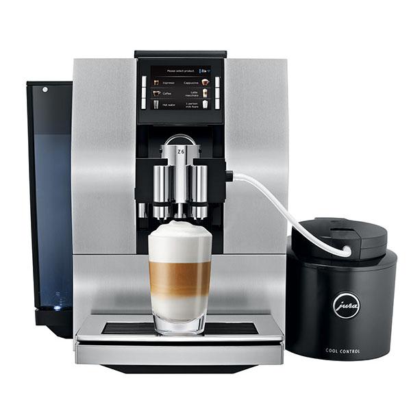 Кофемашина Jura Z6 Alu