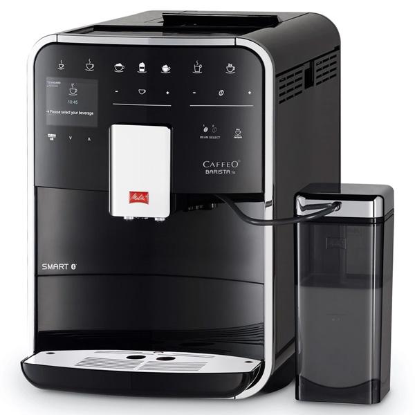Автоматическая кофемашина Melitta Caffeo barista smart ts black F850-102
