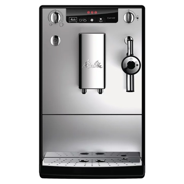 Автоматическая кофемашина Melitta Caffeo solo perfect milk e 957-103 silver