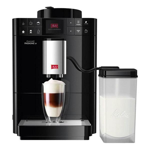 Автоматическая кофемашина Melitta Caffeo passione ot black F53/1-102 EU
