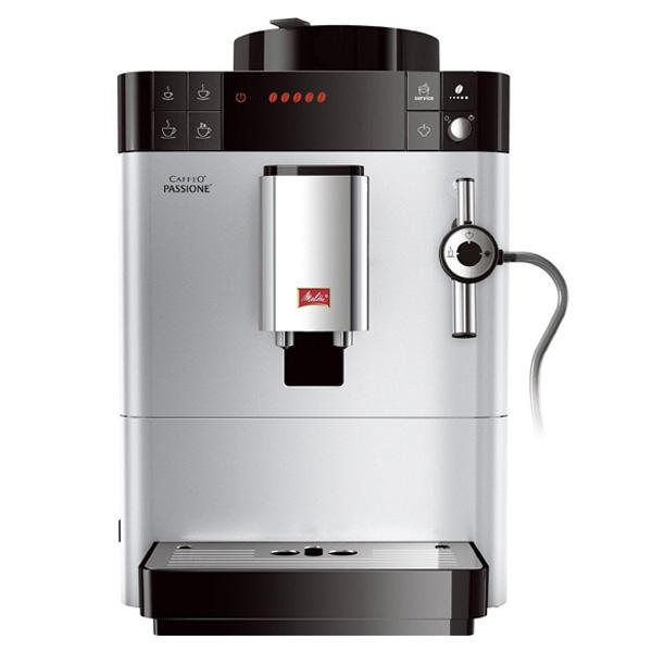 Автоматическая кофемашина Melitta Caffeo passione silver F53/0-101 EU