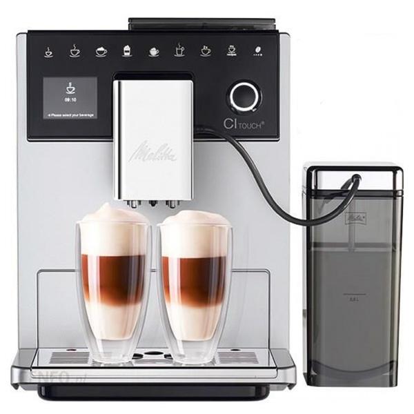 Автоматическая кофемашина Melitta cl touch silver F63-101 EU