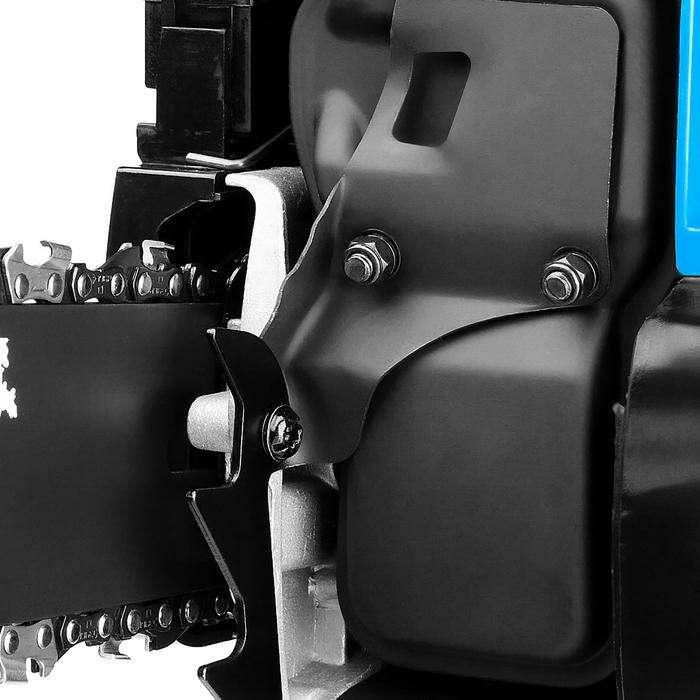 Пила цепная ЗУБР ПБЦ-380 35П, бензиновая, 1.4 кВт, шина 35 см, 10800 об/мин