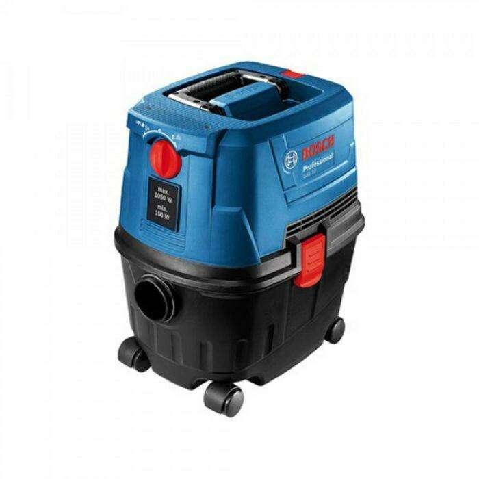 Пылесос BOSCH GAS 15 PS (06019E5100), 1100 Вт, шланг 3 м, 40 мм