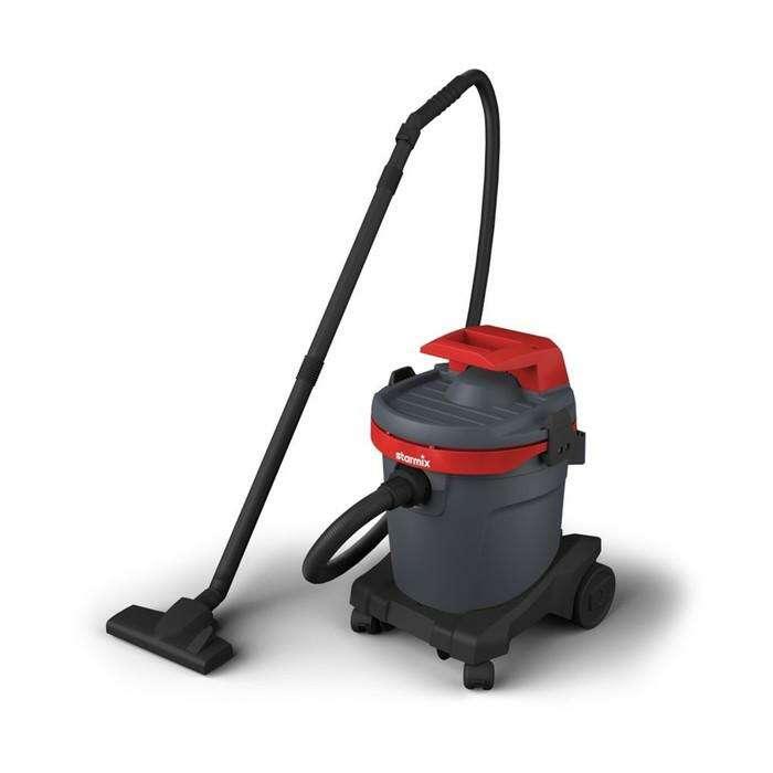 Промышленный пылесос Starmix NTS eSwift 1232 HK, для сухой и влажной уборки, 1200 Вт, 32 л