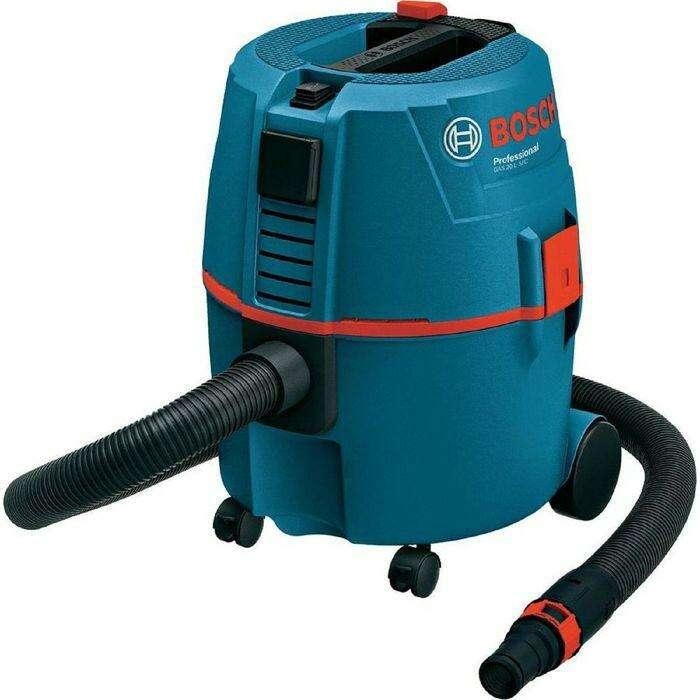 Пылесос Bosch GAS 20 L SFC (060197B000), 1200Вт, контейнер 15 литров, шланг 3 метра