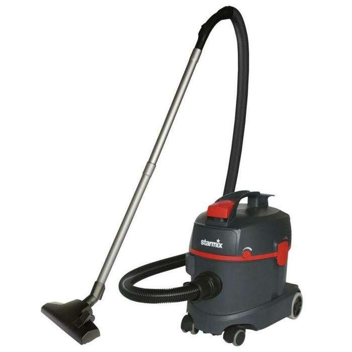Промышленный пылесос Starmix TS-1214 RTS, для сухой уборки, 1200 Вт, 14 л, 48 л/с