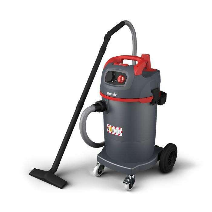 Промышленный пылесос Starmix NSG uClean ARDL 1445 EHP, для электроинструмента, 1400Вт, 45л