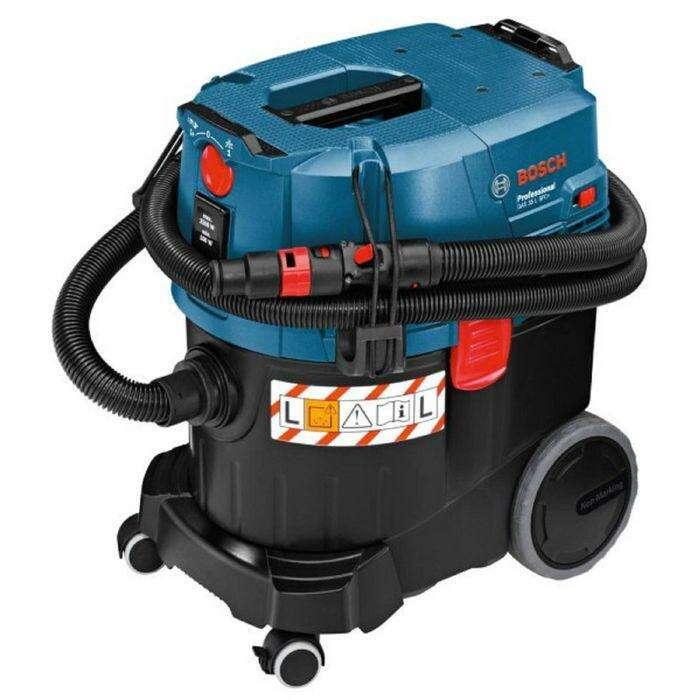 Пылесос Bosch GAS 35 L SFC+ (06019C3000), 1200Вт, контейнер 35 литров, шланг 3 метра