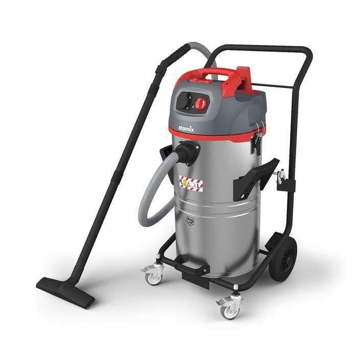 Промышленный пылесос Starmix NSG uClean ARDL 1455 EHP, для электроинструмента, 1400Вт, 55л