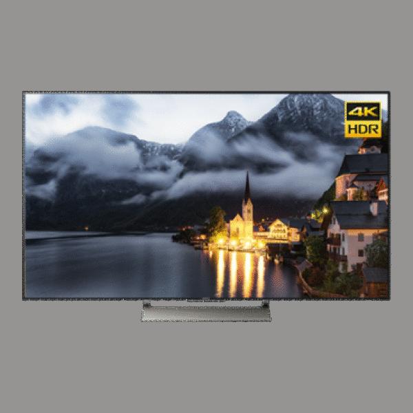 SONY LED теледидары KD55XE9005BR2