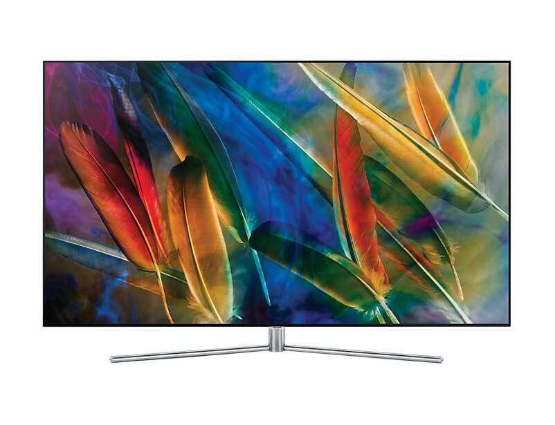 QLED телевизор Samsung QE65Q7FAMUXCE