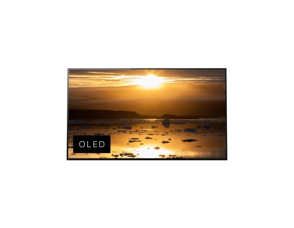 Sony OLED теледидары KD55A1BR2