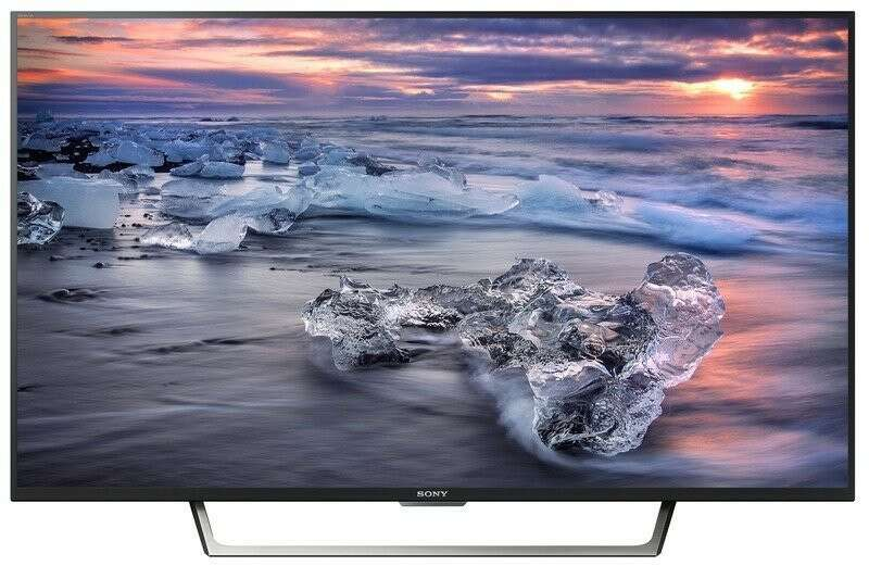 LED TV Sony KDL43WE755BR