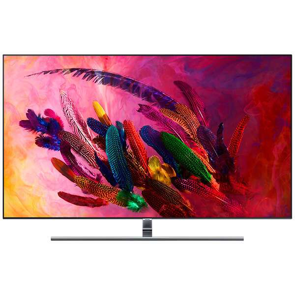 QLED телевизор Samsung QE55Q7FNAUXCE