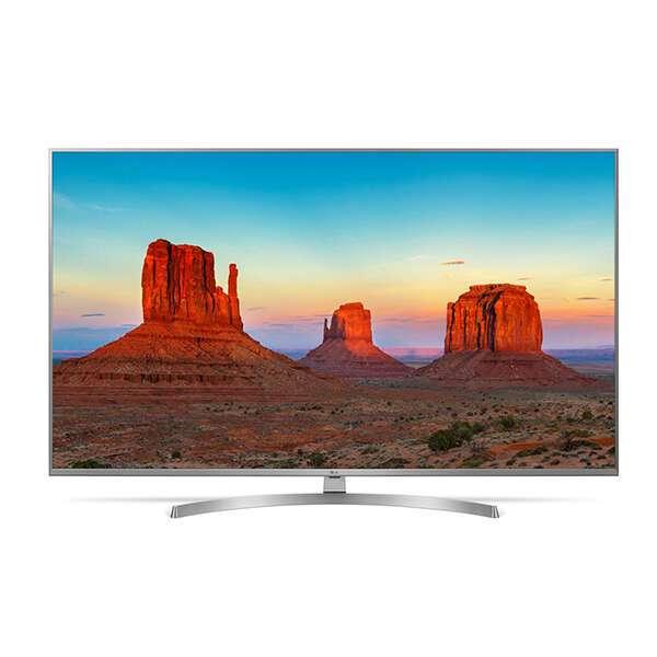 LED телевизор LG 49UK7550PLA