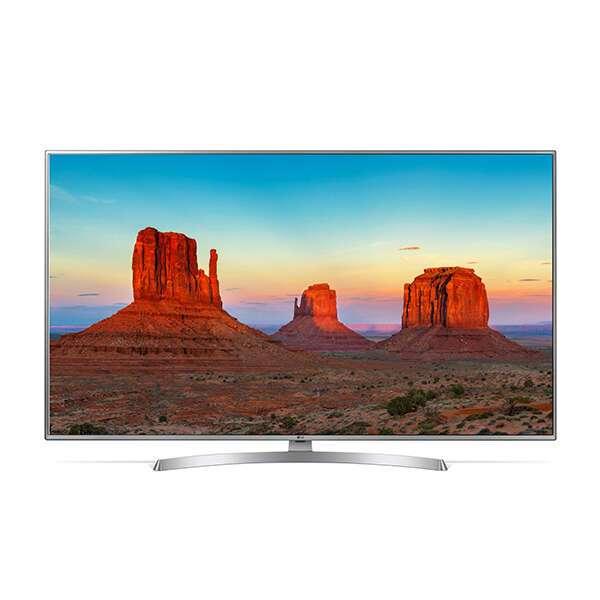 LG LED теледидары 50UK6510PLB