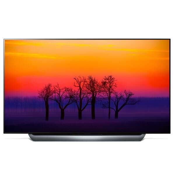 LG LED теледидары OLED65C8PLA