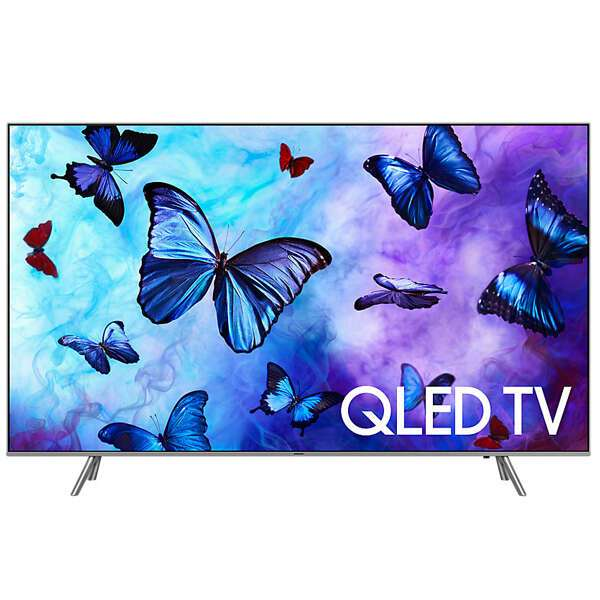 QLED телевизор Samsung QE55Q6FNAUXCE