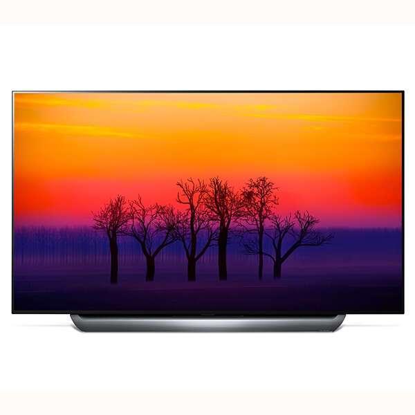 LG LED теледидары OLED55C8PLA