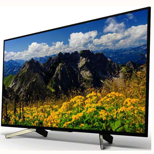 LED TV Sony KD55XF7596BR