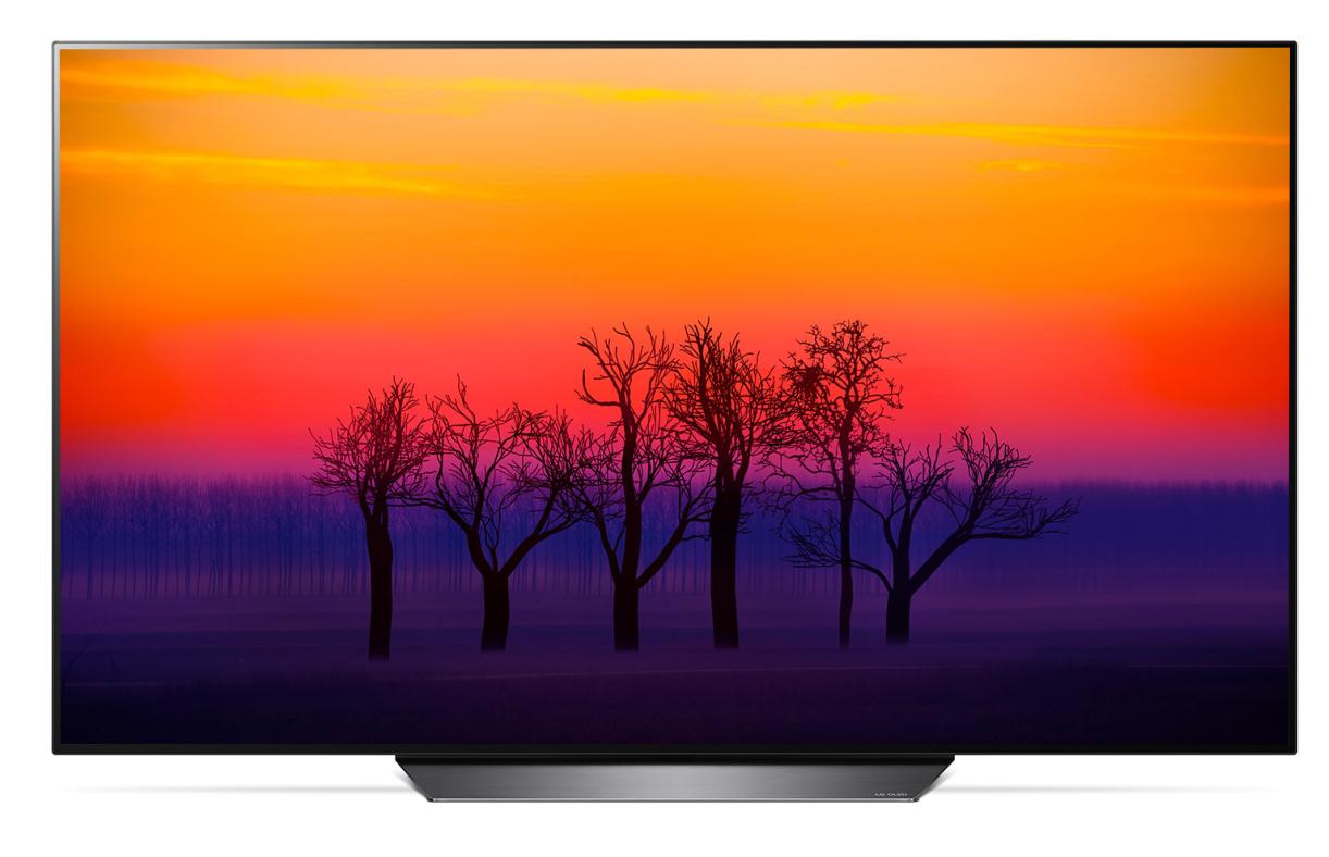 OLED телевизор LG OLED55B8PLA