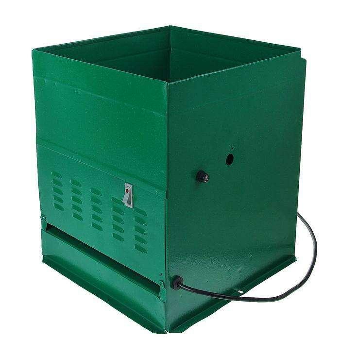Измельчитель травы-зернодробилка ИКБ-002, трава 150 кг/ч, зерно 250 кг/ч