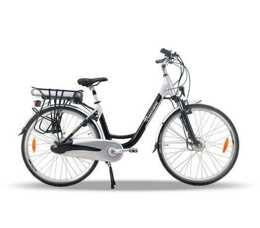 Электровелосипед GREENBIKE EBX37