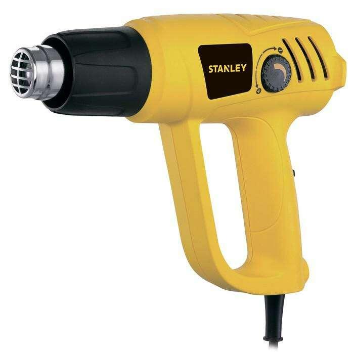 Фен технический Stanley STXH2000, 2000 Вт, 300-500 л/мин, 50°-600°