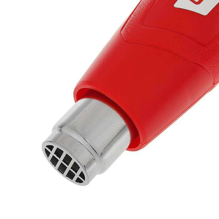 Фен технический LOM ПТ-2000, 2000 Вт, 300-500 л/мин, 350/600°С