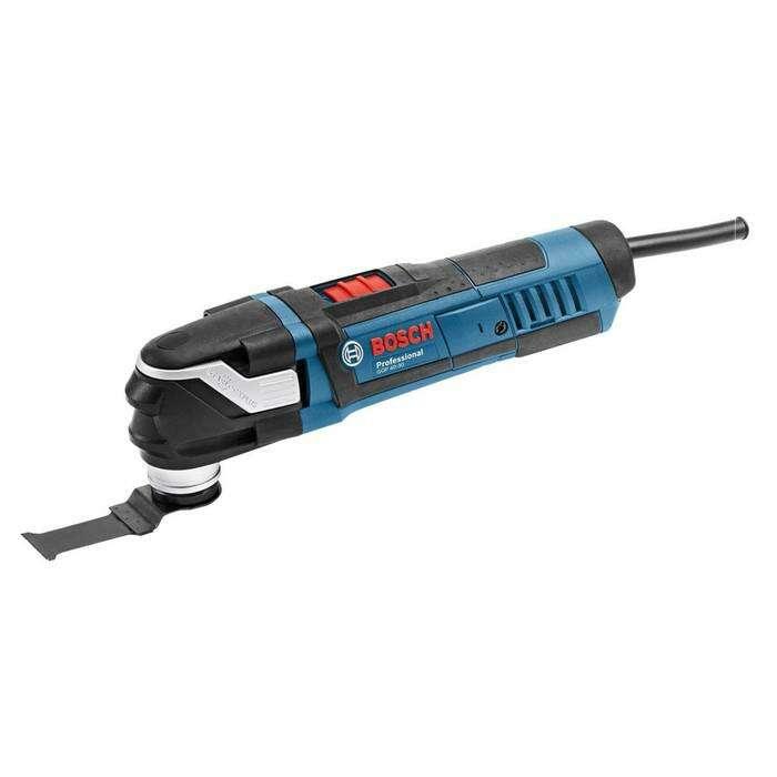 Инструмент многофункциональный Bosch GOP 40-30 (0601231003), 400 Вт, кейс, 8 насадок