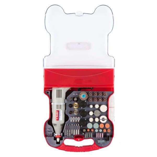 Гравер электрический с набором мини-насадок ЗУБР 172 предмета