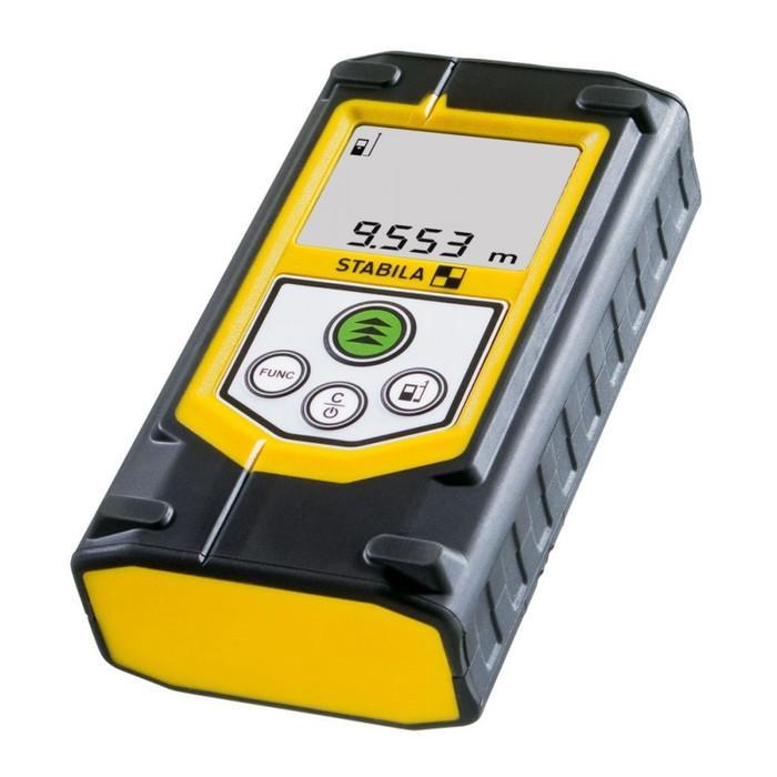 Дальномер лазерный STABILA 18379, тип LD 320, 0.05-60 м, ± 1.5 мм, 8 функций