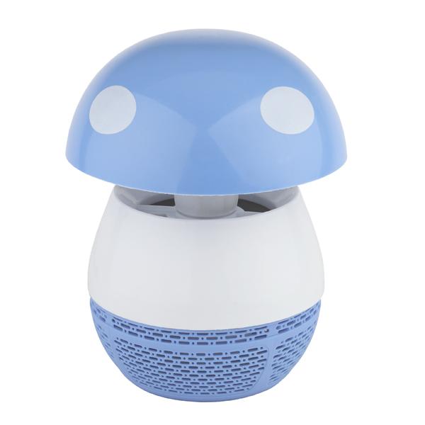 Противомоскитная ультрафиолетовая лампа ЭРА ERAMF-04 (голубой)