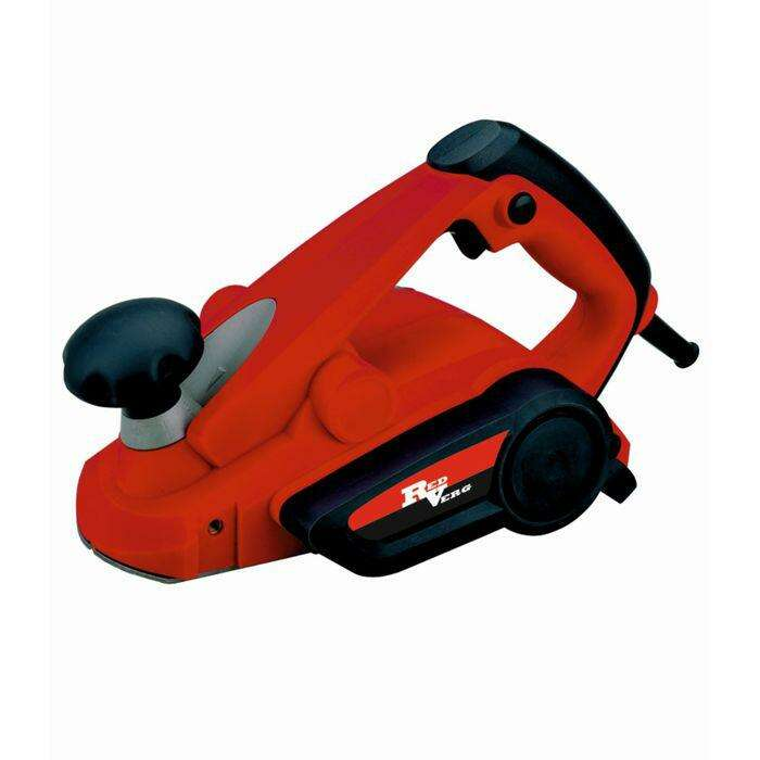 Рубанок RedVerg RD-P71-82, 710Вт, 82мм, глубина 2мм, 17000об/мин