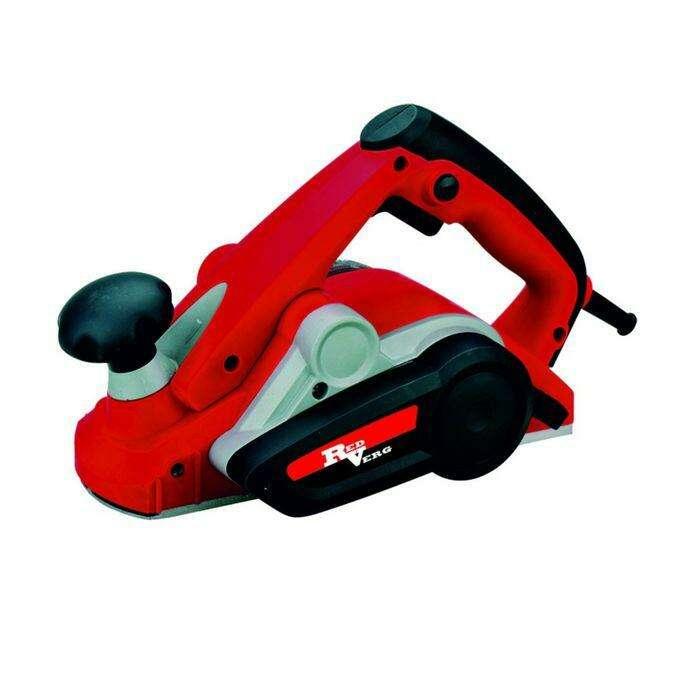 Рубанок RedVerg RD-P90-82, 900Вт, 82мм, глубина 3мм, 16000об/мин