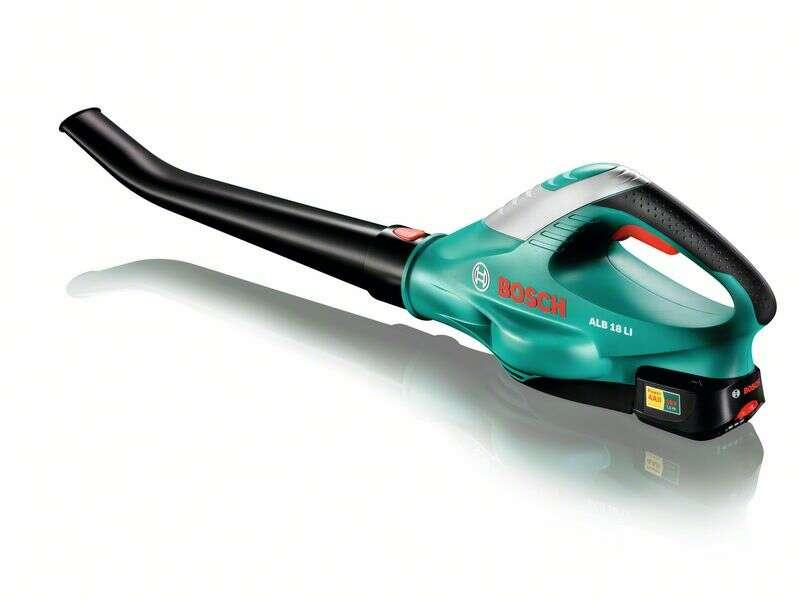 Воздуходувка-пылесос Bosch ALB 18 LI